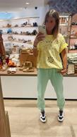 T-Shirt - 6671 Bandana Jaune - Photo