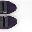 No Name - Sneakers - Arcade Straps Suede Satelit Purple Graphite - Photo