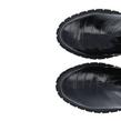 No Name - Boots - Kross Chelsea Shine Black - Photo