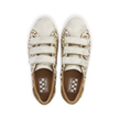 No Name - Sneakers - Arcade Straps Pony Drip Lunar White Sand - Photo