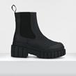 No Name - Boots - Kross Chelsea Rain Black - Photo