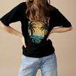 Wild - T-Shirt - Darie Black - Photo