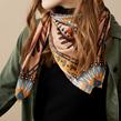 Wild - Foulard - Maskafrik Medium Camel - Photo