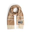Wild - Echarpe - Ivy Caramel - Photo