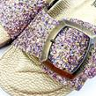 Semerdjian - Sandales - Alda Glitter Rose - Photo