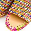 Nimal - Sandale - Mali Multicolore - Photo