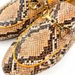 Gio - Mocassins - M961 Python Nocciola - Photo