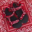 Arizona Love - Sandale - Trekky Bandana Red - Photo
