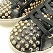 Crime - Sneakers - 25704 Beat Black Gold - Photo