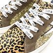 Semerdjian - Sneaker - Riz 2416 Glitter Or Leopard - Photo