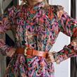 Opullence - Robe - Lulabele Multicolore - Photo