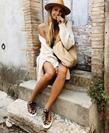 Marion Toufet - Sneakers - 22190 Cognac/Leopard - Photo