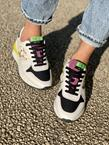 Toral - Sneakers - 12637 White Python  - Photo