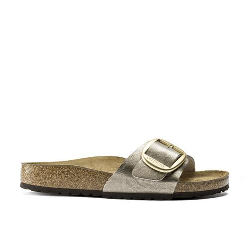 Birkenstock - Sandale - Madrid Big Buckle Graceful Taupe - Photo 1