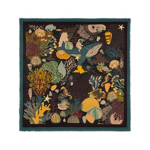 Wild - Foulard - Deepsea Black - Photo 1