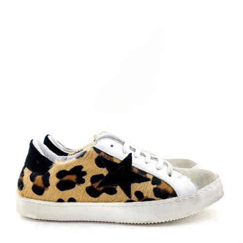Featsy - Sneakers  - BE Flash 3 Leopard - Photo 1