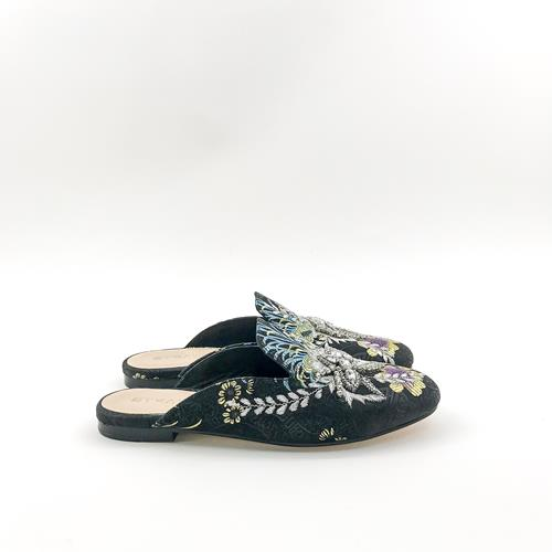 Strategia - Mules - W06 Black - Photo 1