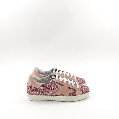 Gio - Sneakers - G880 Glitter Rose - Photo 1