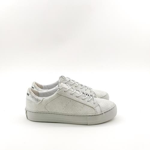 No Name - Sneakers - Arcade Sneaker Holmes Smoke Gris Clair - Photo 1