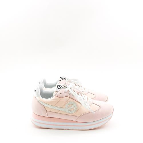 No Name - Sneakers - Eden Jogger Beam Split Nude Pink - Photo 1
