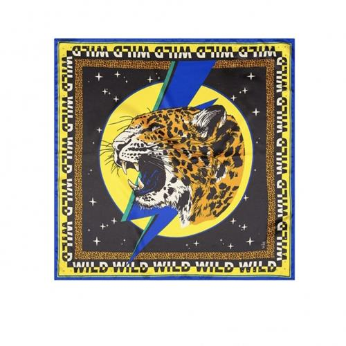 Wild - Foulard - Mini Wildcat Yellow - Photo 1