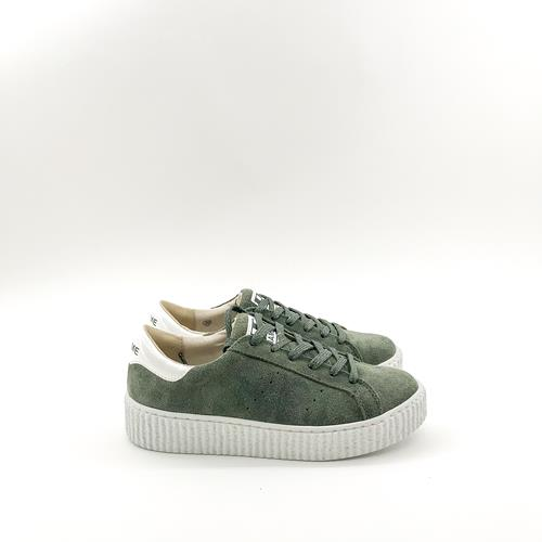 No Name - Sneakers - Picadilly Sneaker Tilleul - Photo 1