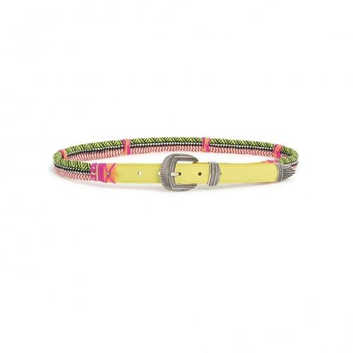 Wild - Ceinture - Zebu Yellow - Photo 1