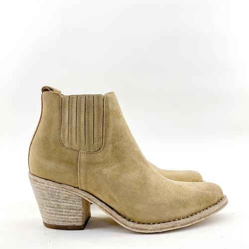 Semerdjian - Boots - ER506 Beige - Photo 1