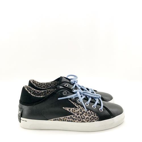 London Baskets Sneakers Crime Leopard Black Fashion QrdCxBeWoE
