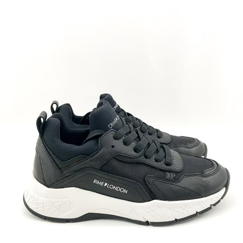 Crime - Sneakers - 25500 Black - Photo 1