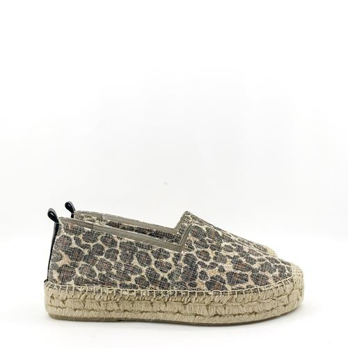 Walk And Love - Espadrilles - 191053 Leopard - Photo 1