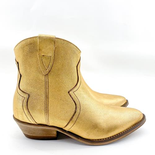 Featsy - Boots - S8698 Gold - Photo 1