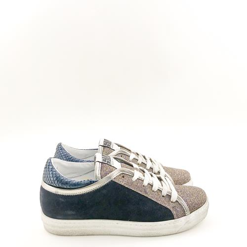 Semerdjian - Sneakers - Pierre 450 Navy - Photo 1