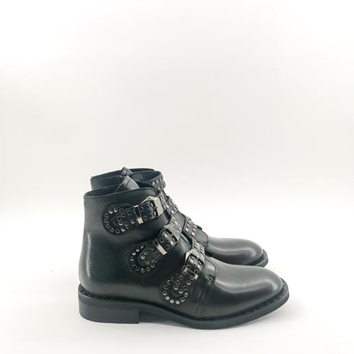 Semerdjian - Boots - ER907E3 Nero - Photo 1