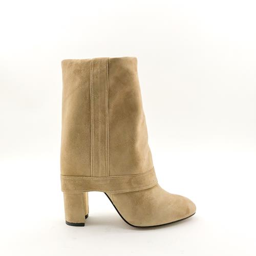 Pura Lopez - Boots - AN184 Beige - Photo 1