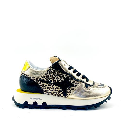 Ama - Sneakers - 1846 Running Leopard - Photo 1