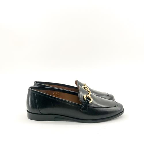 Marion Toufet - Mocassins - 11128 Nero - Photo 1