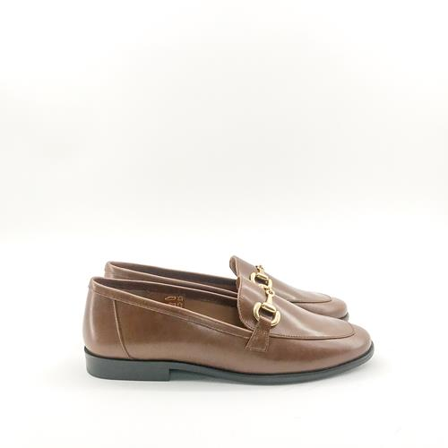 Marion Toufet - Mocassins - 11128 Cognac - Photo 1