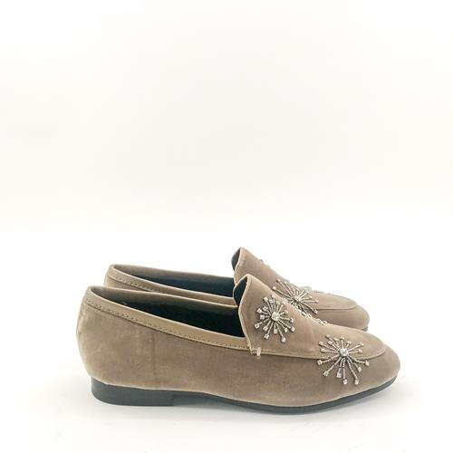 Lola Cruz - Mocassins - 073Z65 Beige - Photo 1