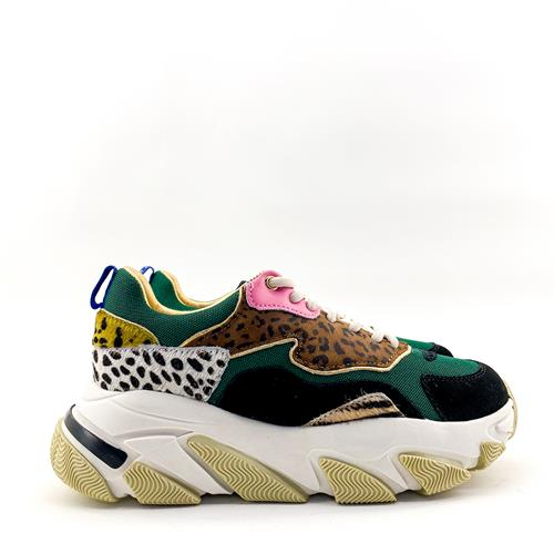 Serafini - Sneakers - Twiggy Multi Animalier - Photo 1