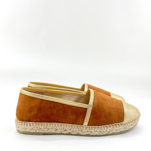 Kanna - Espadrilles - KV20029 Cognac Gold - Photo 1