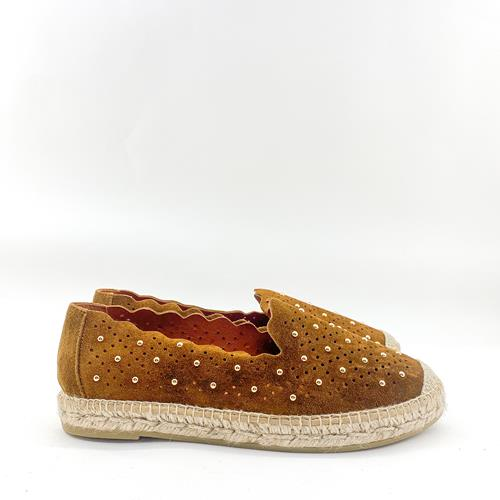 Kanna - Espadrilles - KV20021 Cognac - Photo 1