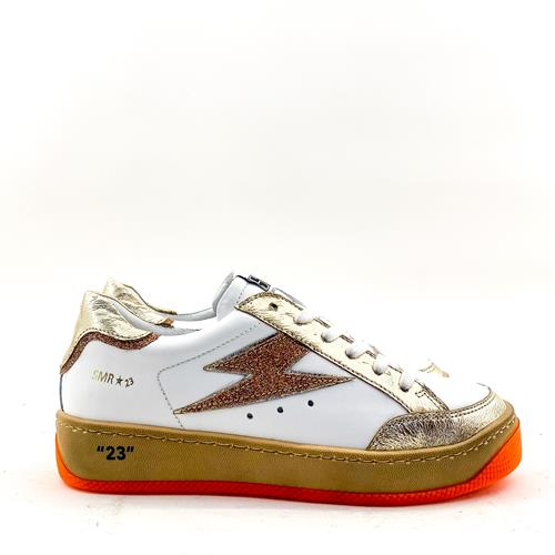 Semerdjian - Sneaker - Sevan 5169 Orange - Photo 1