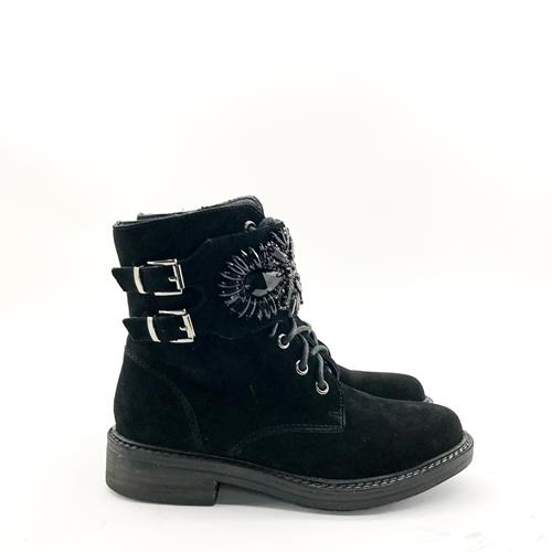 Alma En Pena - Boots - 18395 Black - Photo 1
