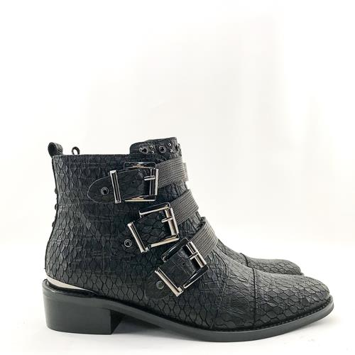 Alma En Pena - Boots - 119264 Black Snake  - Photo 1