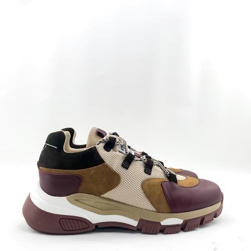 Toral - Sneakers - 11101 Bordeau Beige - Photo 1