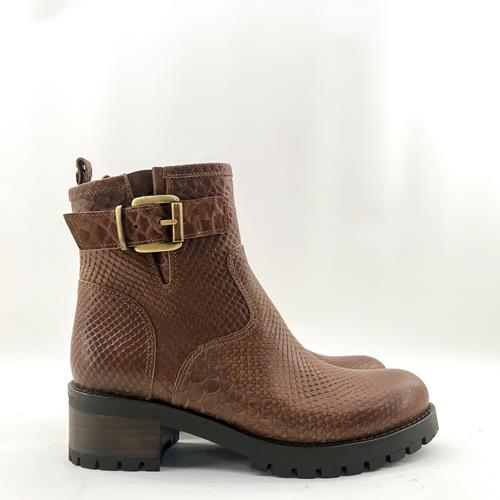 Minka Design - Boots - Sokona Python Camel - Photo 1