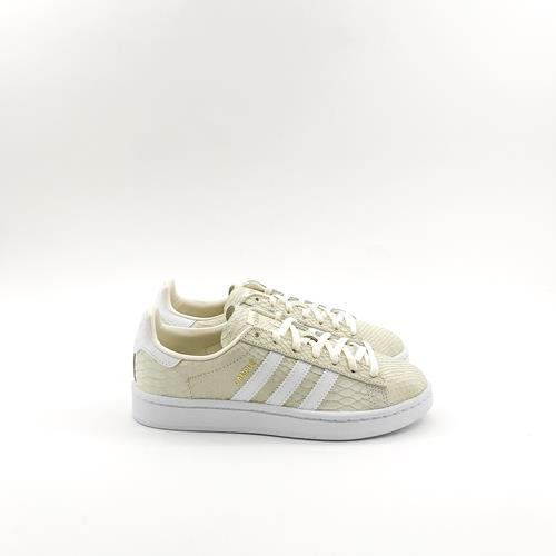 Adidas - Baskets - Campus CQ2104 Python Beige - Photo 1