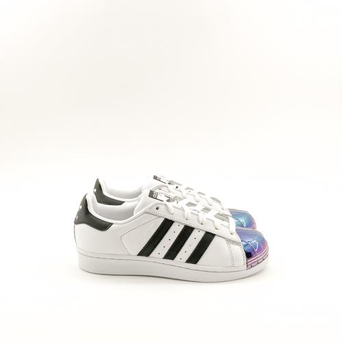 Adidas - Baskets - Superstar CQ2610 White - Photo 1