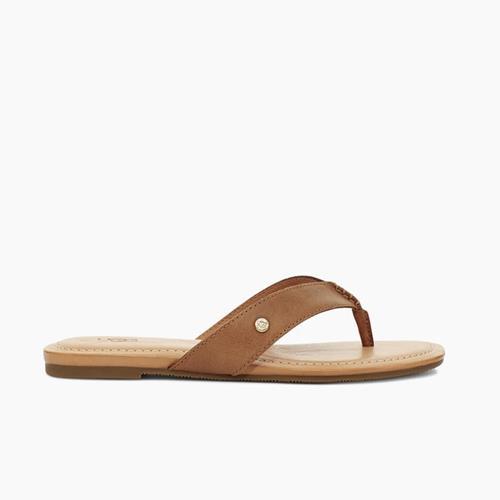 UGG - Sandale - Tuolumne Flip Flop Almond - Photo 1